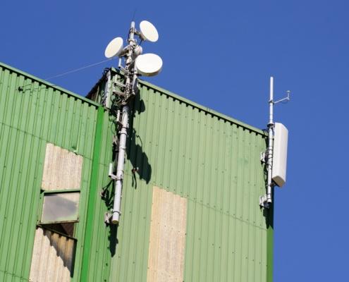 CDMA antenne